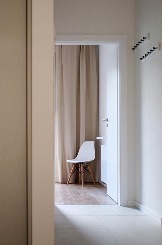 Projektowanie wnętrz apartamentu dla Osiedle Novum przez Grid Studio Projektowe