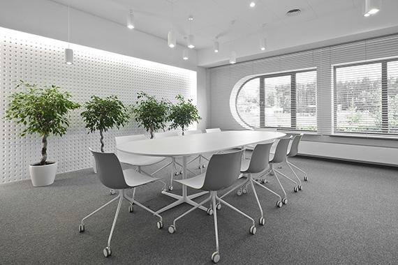 Projektowanie biur Es System K