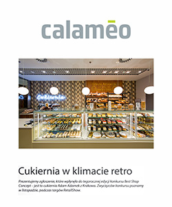 Biuro projektowe Grid projekt cukierni Adam Adamek w Krakowie Calameo