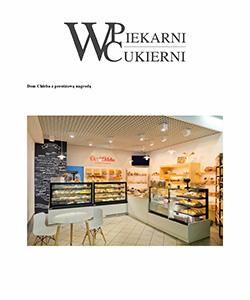 Biuro projektowe Grid projekt piekarni Dom chleba W piekarni w cukierni