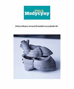 Biuro projektowe Grid artykuł w Puls Medycyny MWU 3D Models